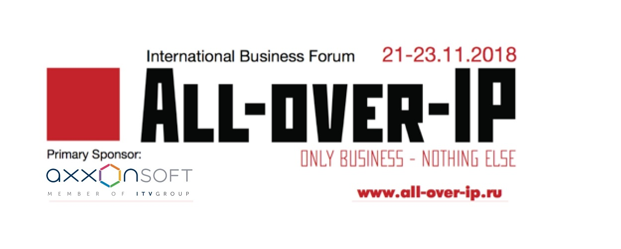 All-over-IP 2018