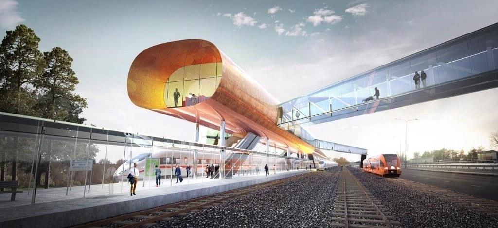 RB Rail announces design tender for Rail Baltica section ...