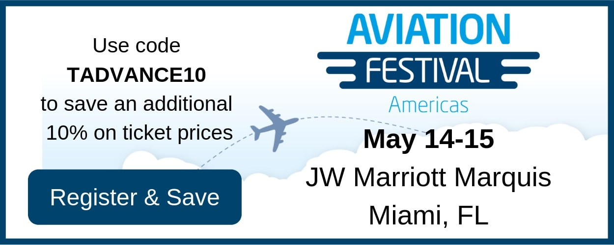 Aviation Festival Americas 2019