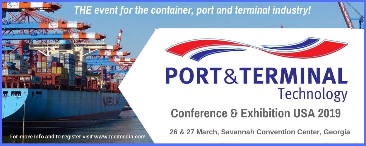 Port & Terminal Technology Conference & Exhibition USA 2019