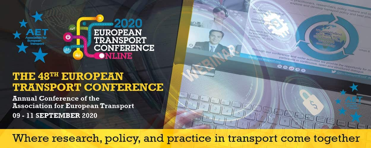 The AET European Transport Conference