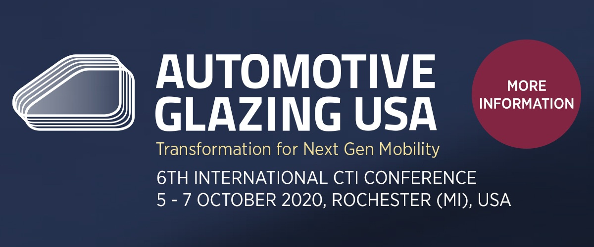Automotive Glazing USA 2020