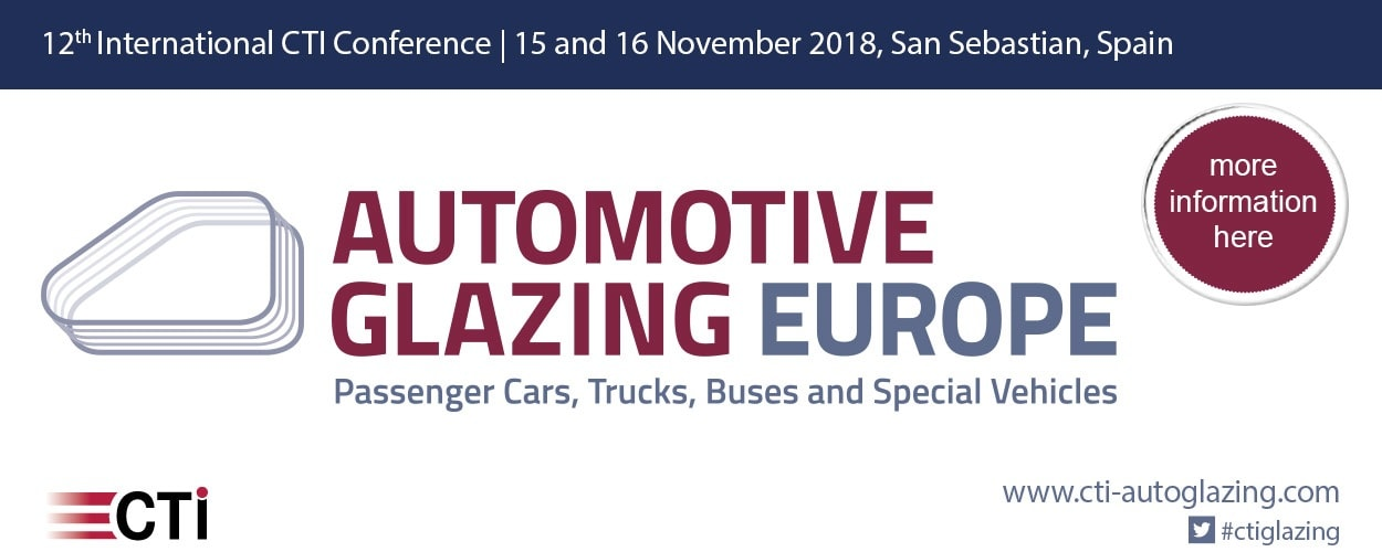 12th International CTI Conference Automotive Glazing Europe