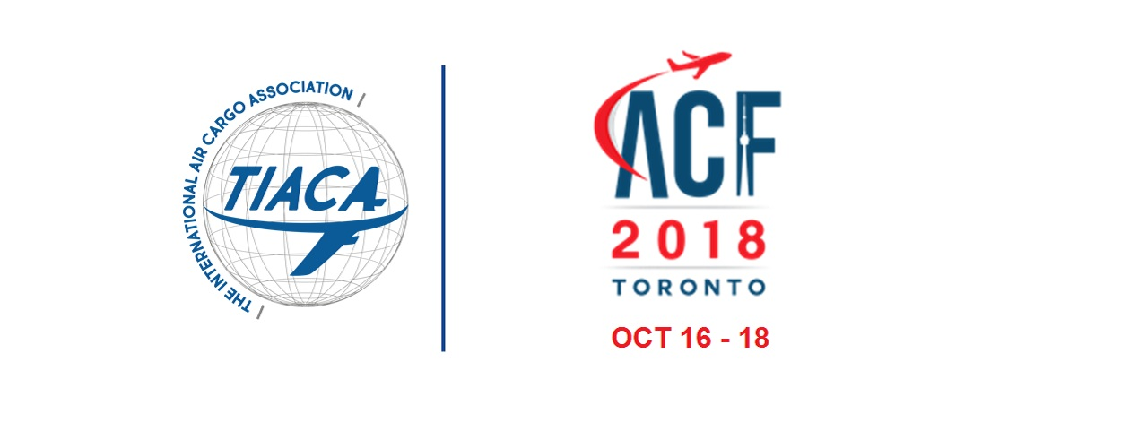 TIACA's Air Cargo Forum & Exhibition 2018