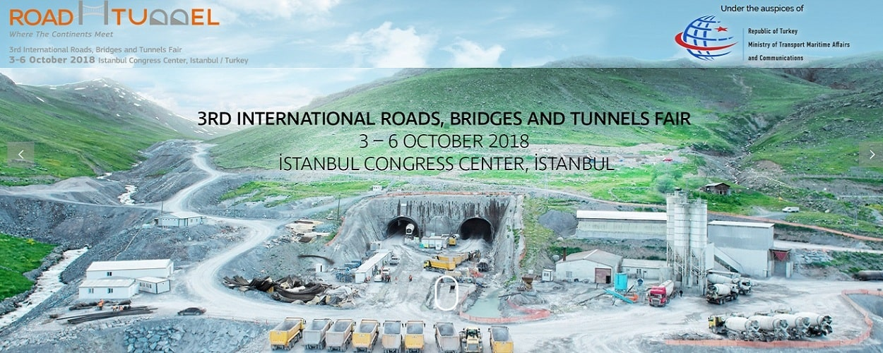 3rd International Roads, Bridges and Tunnels Fair