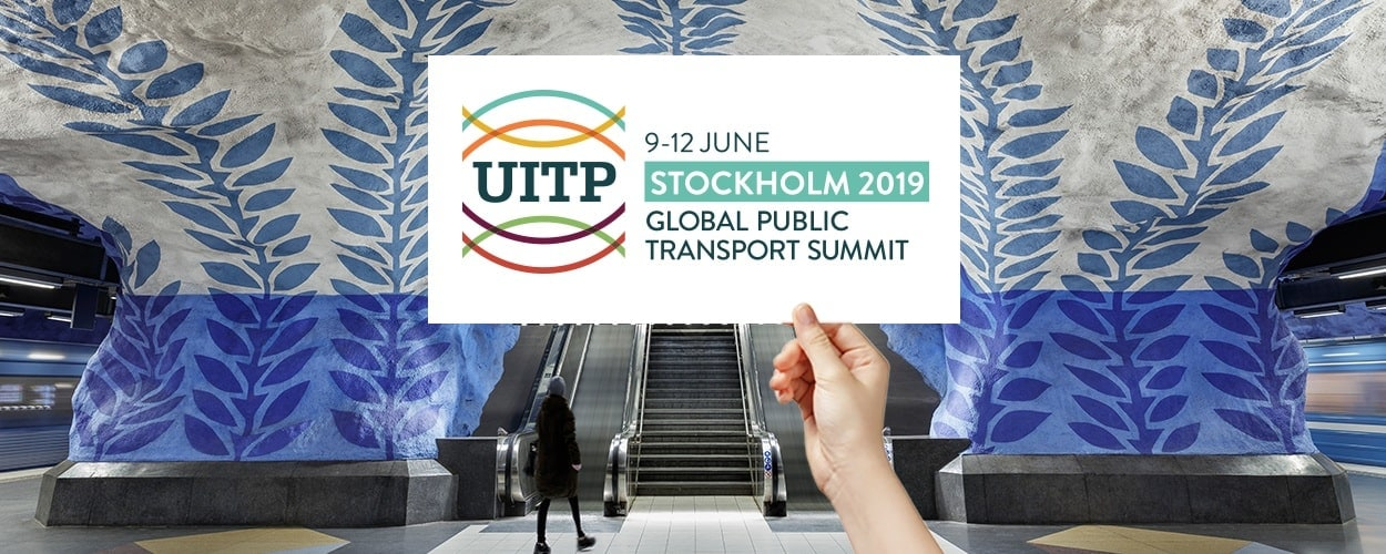 UITP Global Public Transport Summit 2019