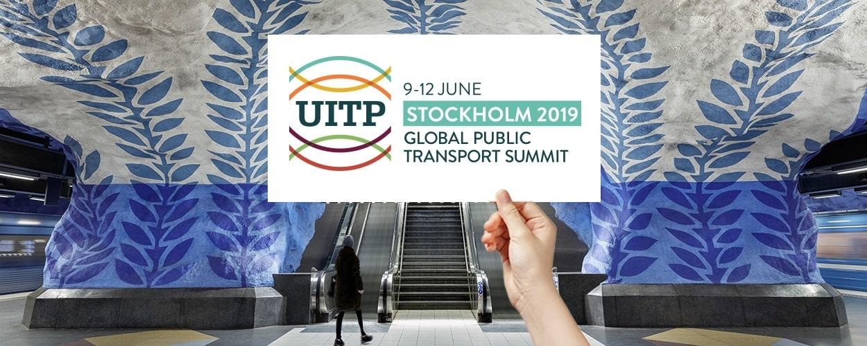 UITP Global Public Transport Summit 2019