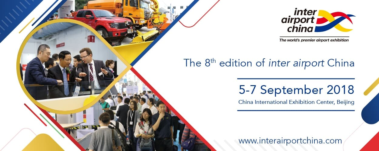 The 8th edition of inter airport China