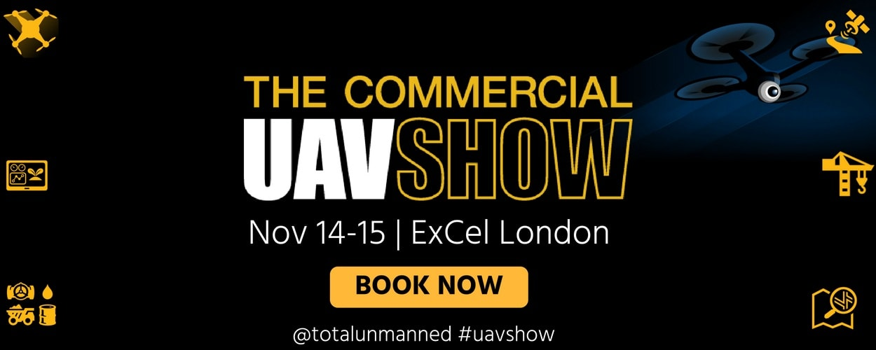 The Commerial UAV Show 2018