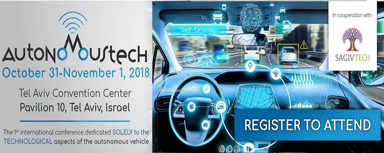 Autonomoustech 2018
