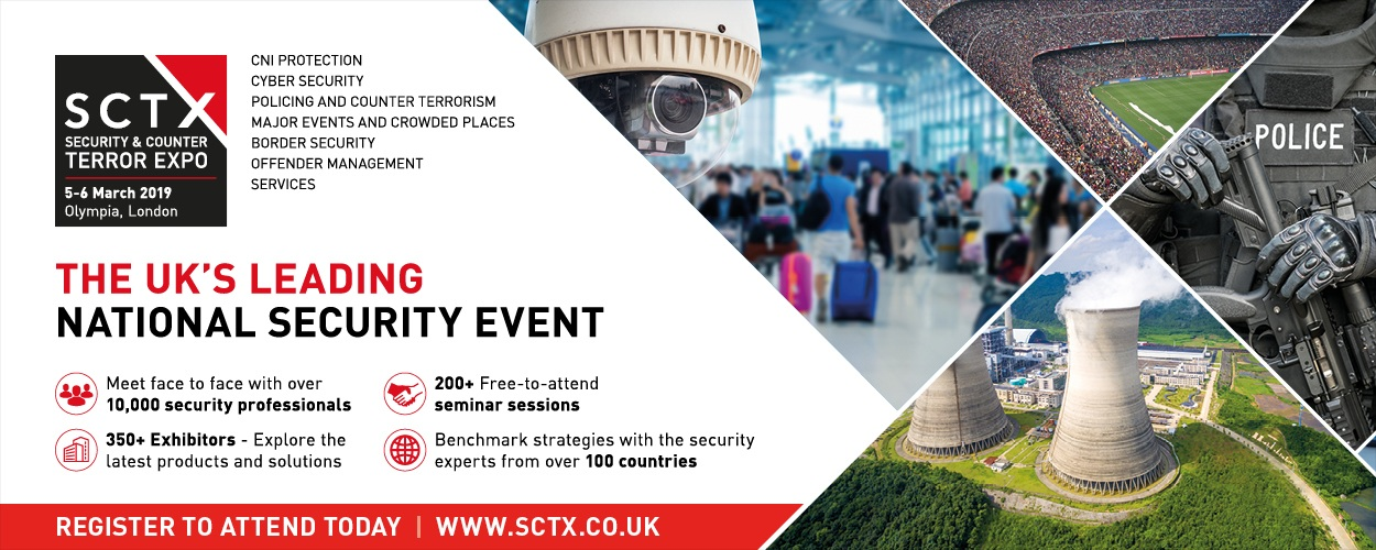 Security & Counter Terror Expo 2019