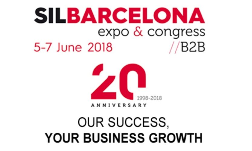 SIL Barcelona 2018, International Logistic and Material Handling Exhibition  SHIP