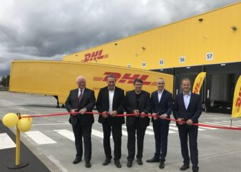 DHL Freight opens new freight hub in Hanover
