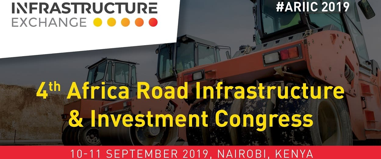 4th Africa Road Infrastructure & Investment Congress 2019 (#ARIIC2019)