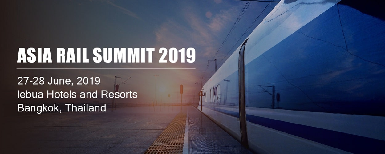 Asia Rail Summit 2019