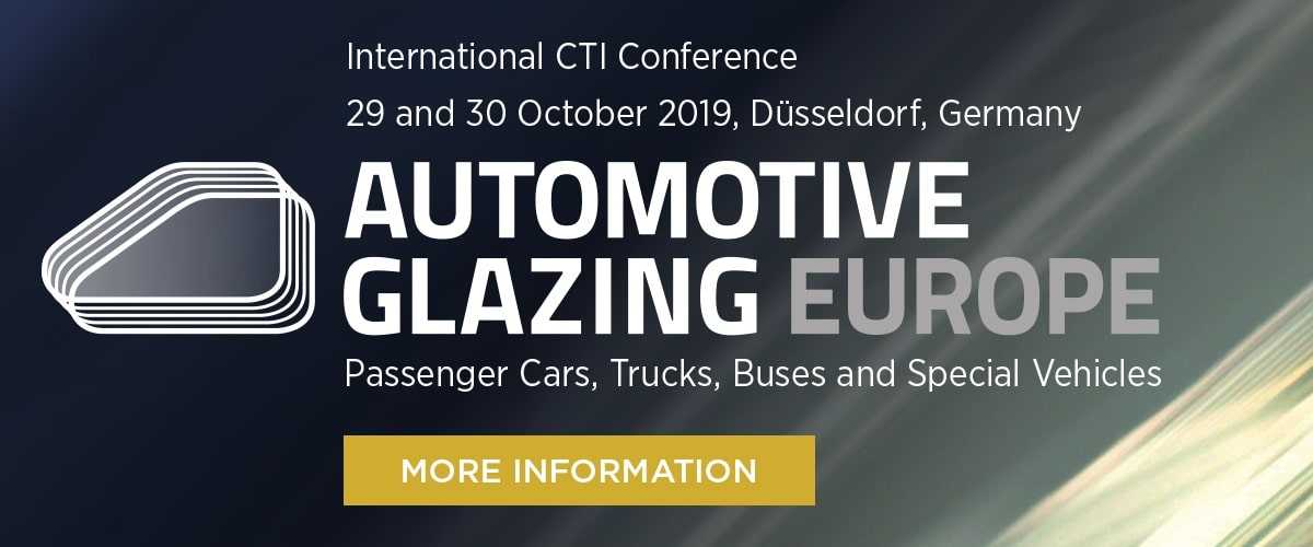 Automotive Glazing Europe 2019