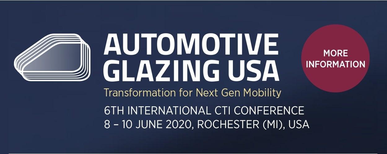 Automotive Glazing USA 2020