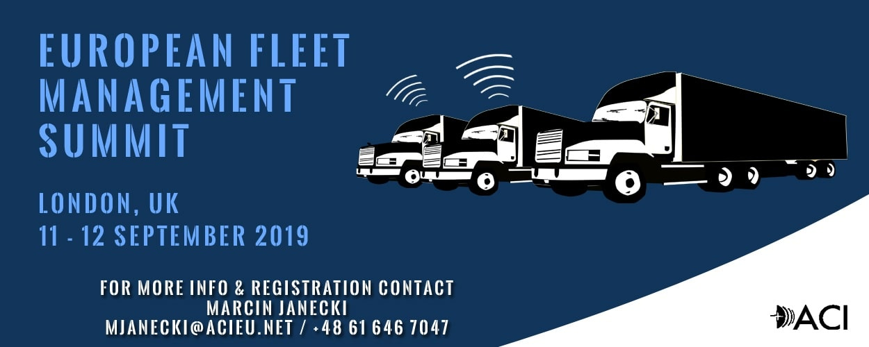 European Fleet Management Summit 2019