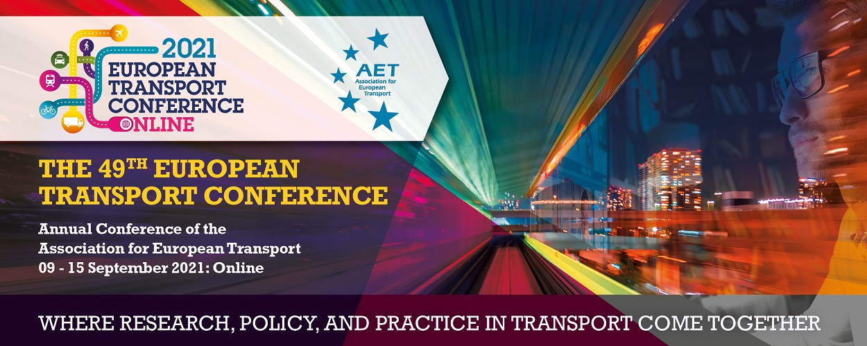 The AET European Transport Conference (ETC)