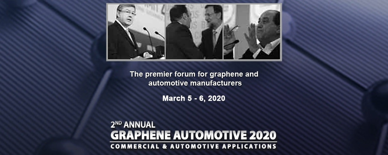 Graphene Automotive 2020 Exhibition and Conference