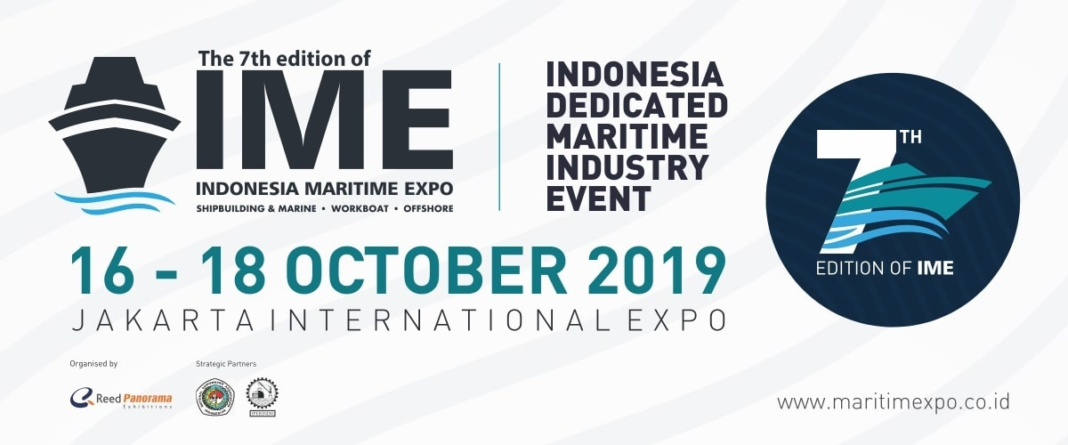 Indonesia Maritime Expo 2019