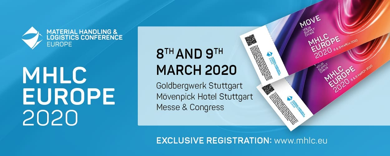 Material Handling and Logistics Conference Europe 2020