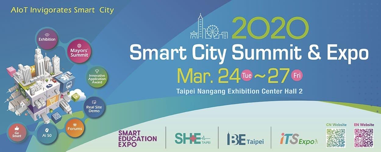 2020 Smart City Summit & Expo