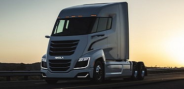 Nikola Two truck