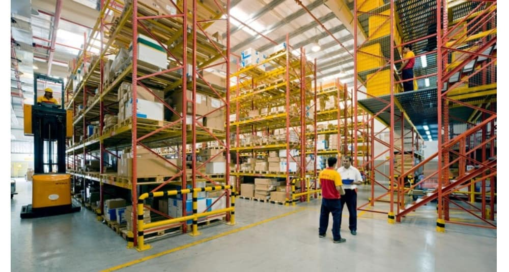 DHL introduces digital twin technology to Tetra Pak warehouse in