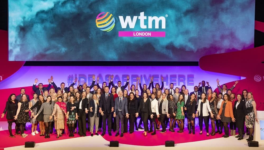 Registration is now LIVE for WTM London and Travel Forward 2019